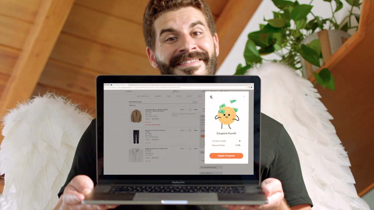 Honey Applies Every Promo Code On The Internet To Your Cart – And It's Heavenly