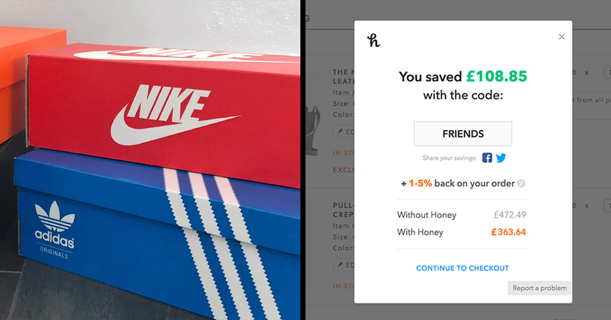 This App Applies Every Voucher On The Internet To Your Cart - And It's Awesome
